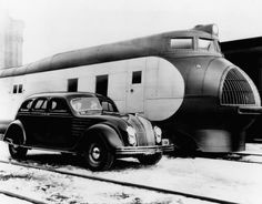 Chrysler Airflow pointed the way forward on aerodynamics, despite being unloved in its day.