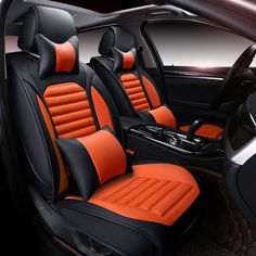 6D Sports Car Seat Cover Cushion High-grade leather Car Accessories,Car styling For BMW Audi Honda Toyota Ford Nissan all cars