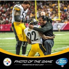 Photo of the Game: Steelers vs. Falcons 12/14/14.