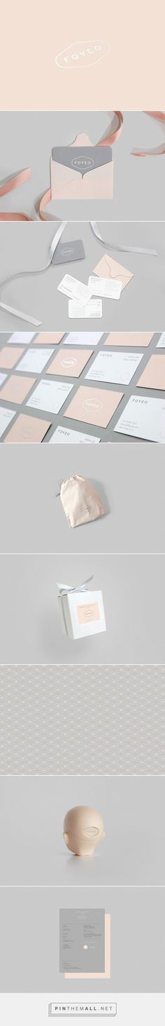 Foveo Branding by Triangle Studio on Behance | Fivestar Branding – Design and Branding Agency & Inspiration Gallery