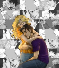 Funny thing, I spent a ridiculous amount of time on August 18th, pinning Percabeth without even realizing. So here it is, a little late, Happy Anniversary Percabeth and happy Birthday Percy!