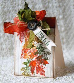 Cute fall card