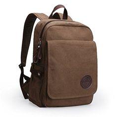 e940479b22 new 2014 canvas laptop backpack men travel bag men casual student school bag.  Amazing Case Station · Fashion Canvas Backpacks