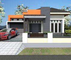 Model Gambar Rumah Minimalis Type 45 7