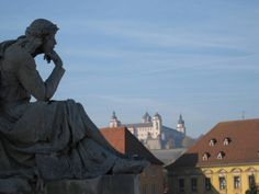Hail Franconia and a surprise in Wurzburg