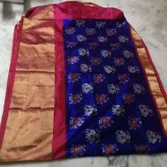Pochampally Half Saree Lehenga, Kota Silk Saree, Saree Gown, Soft Silk Sarees, Chiffon Saree, Saree Kuchu Designs, Saree Blouse Neck Designs, Phulkari Saree, Ikkat Silk Sarees