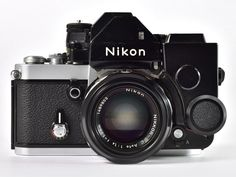 Check out some of the Nikon prototype cameras on display at the Nikon Museum - Nikon Rumors Nikon Dslr Camera, Film Camera, Nikon Cameras, Old Cameras, Vintage Cameras, Classic Camera, Photography Equipment, Best Camera, Camera Accessories