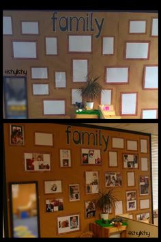 Our family display