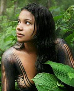 Beautiful Amazon Women