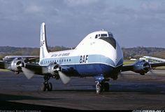 BAF British Air Ferries Carvair - Google Search
