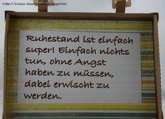 Ankes Bastelkram: Koffer zur Pensionierung...