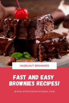The Best Brownie Recipe Ever has the perfect chewy fudge squares of chocolate. You'll never buy a boxed brownie mix again #homemadebrownies #brownies #bars #homemadebrownies #brownies #dessert #chocolate #brownierecipe #brownies #dessert #chocolate #easyrecipe #bakefromscratch