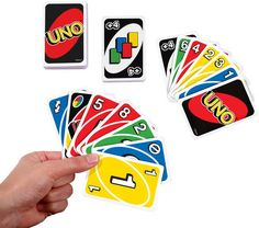 Start your UNO collection with the original Mattel UNO Card Game from the official Mattel site. Explore all of the Mattel card games and more today! Uno Card Game, Uno Cards, Little Prince Fox, Classic Card Games, Hit Games, Action Cards, Nickelodeon Cartoons, Playing Card Games, Mattel
