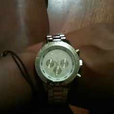 Watch Cute watch with metal band Accessories Watches