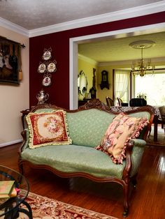 """""""antique Living Room"""" Design, Pictures, Remodel, Decor and Ideas - page 2"""