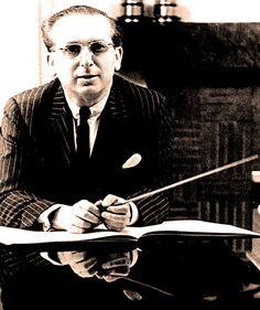Franz Waxman - a lot more than just a film composer.
