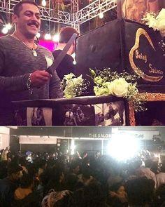 Salman Khan's 50th birthday bash had many gate-crashers? #Salmankhan