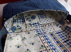 Bélelt farmer kis-táska - letölthető leírással és szabásminta melléklettel - K3 Sewing Studio Farmer, Bucket Hat, Hats, Fashion, Scrappy Quilts, Moda, Bob, Hat, Fashion Styles