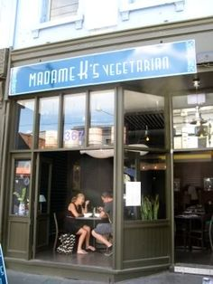 Madame K's Vegetarian - Brunswick St Thai and asian. All vegan I think? Fake meat