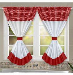 Kitchen Decor Curtains Home 68 Super Ideas Farmhouse Curtains, Home Curtains, Kitchen Curtains, Cream Curtains, Window Curtains, Valance, Bed Cover Design, Rideaux Design, Beautiful Curtains
