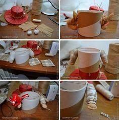 Kto to skúsi? Maneki Neko, Soft Sculpture, Diy And Crafts, Burlap, Tableware, Handmade, Felt Patterns, Elves, Xmas