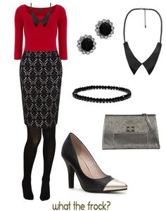 What the Frock? - Affordable Fashion Tips and Trends: December 2012