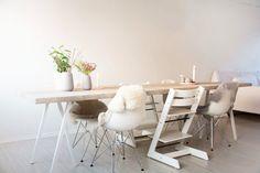 Lav dit eget bord og købe bordbukke fra Hay. (Hay Loop Stand Frame).