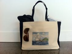Someday Came Beach Tote By Pveshop On Etsy, $35.00