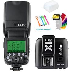 Godox TT600 HSS 1//8000s GN60 Flash Speedlite with Godox X2T-N Remote Trigger Transmitter,Built-in 2.4G Wireless X System Compatible for Nikon Cameras