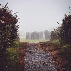 Approaching Drombeg stone circle #wanderlust #rsa_mystery #icu_ireland…