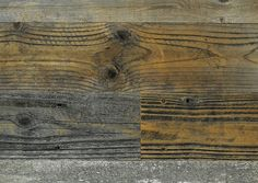 Peel and stick reclaimed wood panels in the natural style!