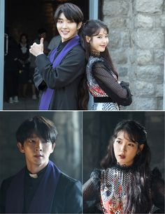 Lee Jun Ki has a Priestly Face-off with Immortal IU in Episode 3 Hotel Del Luna Cameo Lee Jun Ki, Lee Joongi, Lee Min Ho, Korean Drama Movies, Korean Actors, Korean Dramas, Kpop Couples, Cute Couples, Moon Lovers Drama