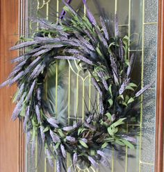 Spring Wreath Spring Door Wreath Summer Wreath Door by BeezDream, $95.00