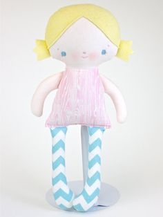Alice & Alfie Doll PDF Pattern by bitofwhimsyprims on Etsy, $11.00