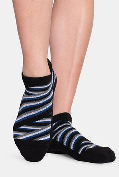 Pointe Studio Klein Barre Sock in Black