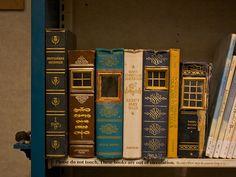 fairie fairy houses from books