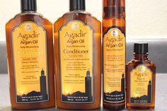 Mystika Omorfias - Beauty Chamber: Agadir Argan Oil - Υπέροχα Μαλλιά!
