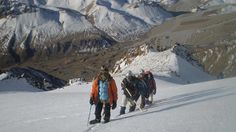 Shimshali female climbers created history to conquered three peaks in a week in the Karrakoram range in the Gilgit-Baltistan region.  Designated the Pakistan Women's Expedition (PWE), the team climbed Mingligh Sar (6050 meters) Vulio Sar (6035 metres) and the third summit, Quz Sar (5900 meters), was the first all-women's unassisted climb where the women handled all the logistics.