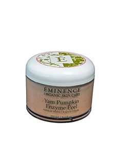 Eminence Organic Skincare Enzyme Peel, Yam Pumpkin, 8.4 Fluid Ounce ** Read more  at the image link.