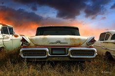 Classic Car Photo - Mercury - 24 x 36
