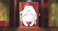 'El viaje de Chihiro' (Hayao Miyazaki, 2001)