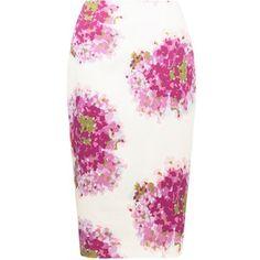 Hobbs Hydrangea Skirt, Orchid Pink