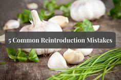 5 Common Mistakes When Reintroducing FODMAPs
