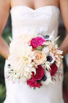 bouquet by Honey & Poppies | 100 Layer Cake