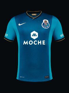 Os novos equipamentos do FC Porto 2013/2014