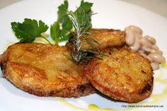 La cuina de sempre: Patates d'Olot