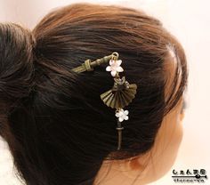 Hair Pin Sword Stick kanzashi Sengoku Kimono Yukata Accessory from Japan New    eBay