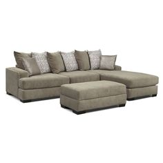 The Tempo Sectional Living Room Collection