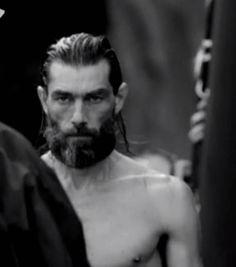 Bulgari Man in Black  - Patrick Petitjean, Alpha beard, Husband 1. I'm his horniest fan.