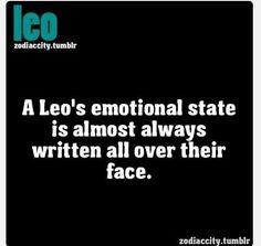 Leo man mood swings